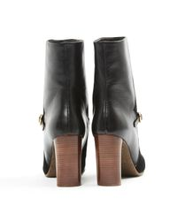 Marc By Marc Jacobs \n Black Suede Ankle Boots