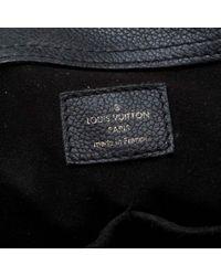 Bolsa de mano en lona marrón Pallas Louis Vuitton de color Brown