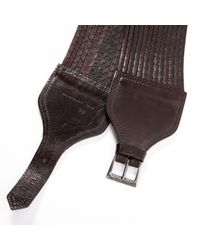 Barbara Bui Pre-owned Brown Leather Belts