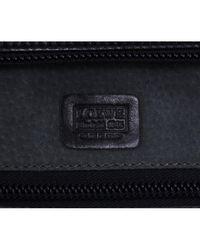 Loewe Amazona Black Leather