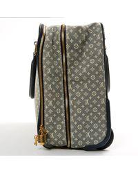 Louis Vuitton Gray Grey Cloth