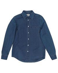 Acne Hemd in Blue für Herren