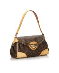 Louis Vuitton Brown Beverly Handtaschen