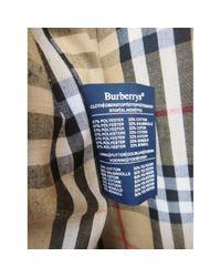 Burberry Natural Regenjacke