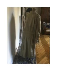 Burberry Natural Trench Coat