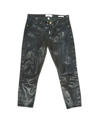 Jeans nero \N di FRAME in Black