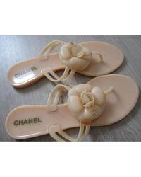 Sandali Rosa di Chanel in Pink