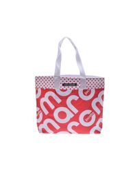 Marc Jacobs Red Shopper