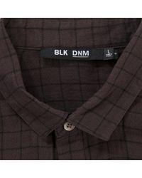 CHEMISE BLK DNM pour homme en coloris Brown