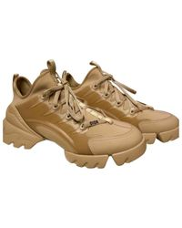Dior Natural D Connect Leinen Sneakers