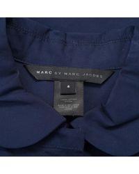 Top \N en Coton Marine Marc By Marc Jacobs en coloris Blue