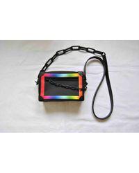 Louis Vuitton Malle Trunk Leder Taschen in Multicolor für Herren