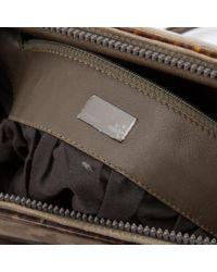Fendi Natural Leder Handtaschen