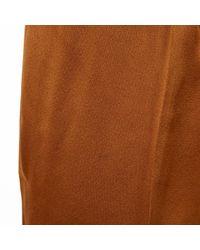 Pantalones en sintético naranja Haider Ackermann de color Orange
