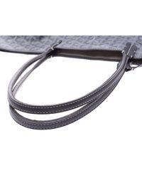 Bolsa de mano en lona gris Saint-Louis Goyard de color Gray