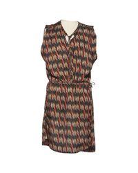 Étoile Isabel Marant Multicolor Multicolour Polyester Dress