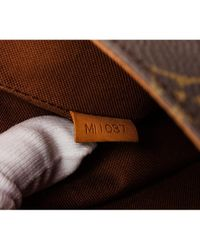Sac Bosphore en Toile Marron Louis Vuitton pour homme en coloris Multicolor