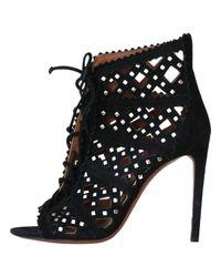 Alaïa Black Heels