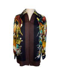 Hermès Multicolor Silk Jacket