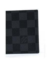 Marroquinería en lona negro Multiple Louis Vuitton de hombre de color Black