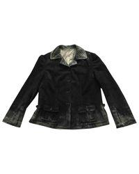 Vest \N en Cachemire Noir Brunello Cucinelli en coloris Black