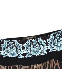 Roberto Cavalli Multicolor \n Other Viscose Skirt