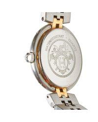 Orologi Dorato di Hermès in Metallic