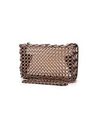 Chanel Metallic Clutches