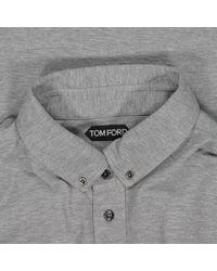 Tom Ford Hemd in Gray für Herren