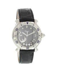 Chopard Black Happy Sport Uhren