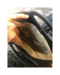 Cartier Black Marcello Leather Clutch Bag