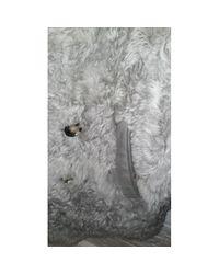 Blousons Velocite en Mouton Gris Acne en coloris Gray