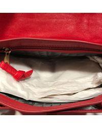 Proenza Schouler Ps1 Red Handbag