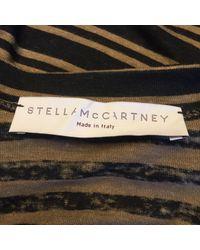 Stella McCartney Multicolor Camel Viscose Top