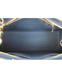 Louis Vuitton Blue Leder Cross Body Tashe
