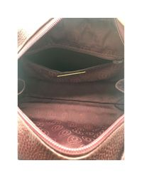 Cartier Purple Leder Handtaschen