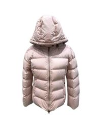 Burberry Pre-owned Pink Synthetic Coat