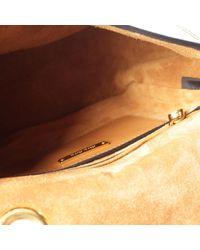 Miu Miu Natural Madras Leder Handtaschen