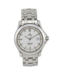 Omega Seamaster Uhren in White für Herren