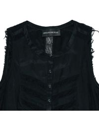 Zadig & Voltaire Black Pre-owned Silk Top