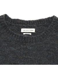 Étoile Isabel Marant Gray Wool Jumper