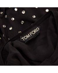 Tom Ford Black Bluse