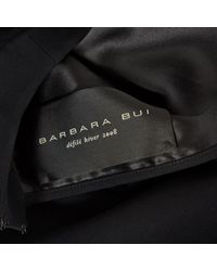 Robe \N en Viscose Noir Barbara Bui en coloris Black