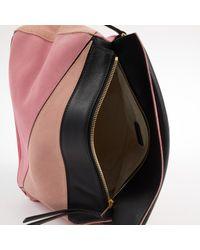 Loewe Pink Puzzle Kleine Tasche