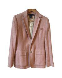 Polo Ralph Lauren Pink Silk Jacket