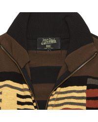 Jean Paul Gaultier Multicolor Multicolour Wool Knitwear & Sweatshirt for men