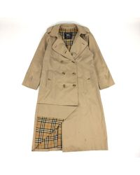 Burberry Natural Regenjacke