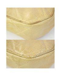 Chanel Natural Leder Handtaschen