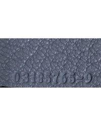 Chloé Blue Leder Handtaschen