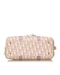 Dior Pink Cloth
